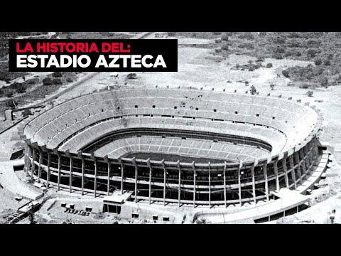 La Historia del Estadio Azteca HD 2020