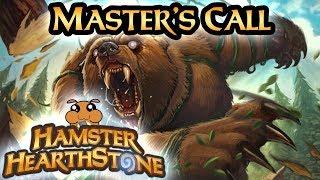 [ Hearthstone S58 ] Master's Call Hunter - Rastakhan's Rumble