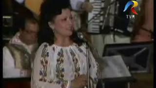 MARIA CIOBANU (pe viu/live) - Lie, ciocârlie (1mar88, TvR); MARIACIOBANU.tk