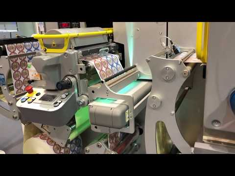 CARTES GE362VR E-LINE - Converting Solutions For Labels