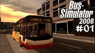 BS 08 01 Damals Retrofeeling Soundbisselzulaut Let S Play Bus Simulator 2008