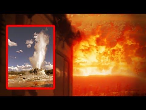 YELLOWSTONE está AVISANDO, Sismos y Magma en Movimiento