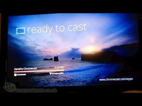 Google Chromecast Update Video