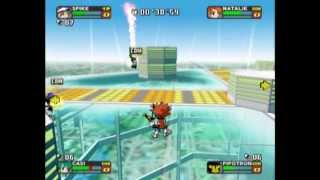 Ape Escape Pumped and Primed Gameplay Playstation 2