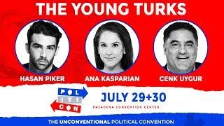 Who Will Cenk And Ana Debate At Politicon 2017?