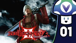 [Vinesauce] Vinny - Devil May Cry 3: Special Edition (PART 1)
