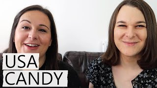 Trying American Halloween Candy With Jess | That Sounds Fun