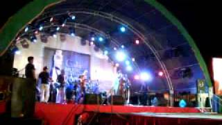 Galle Music Festival 2009 - Ras Nas: Sri Lanka Here We Come / Revelation