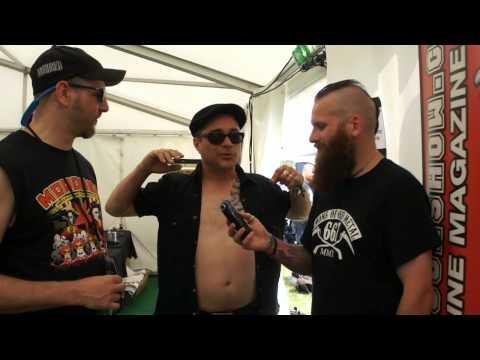 Mordred Bloodstock Festival Interview 2015