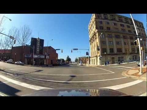 Downtown Birmingham Time Lapse