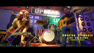 GuitarShop Pokhara || Amazing LIVE Performance By The Elements And Other Musicians