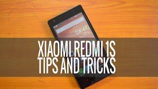 Xiaomi Redmi 1S Tips and Tricks