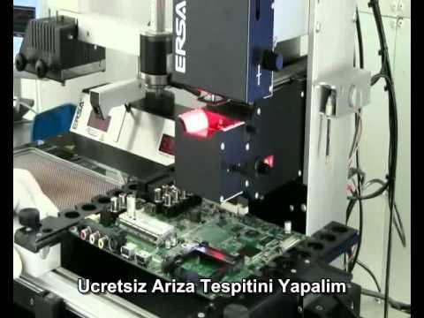 Bilgisayar Kliniği - BGA Makinesi
