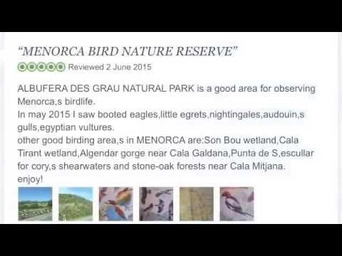 Guide Book Mahon - Es Grau - S,Albufera Nature Park