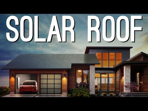 Thumbnail: Tesla's Solar Tiles - My Thoughts