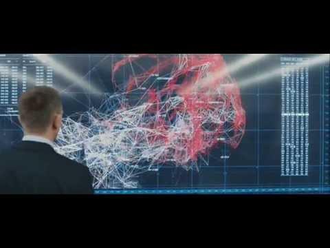 "Skyfall - ""He Hacked Us"" Scene"