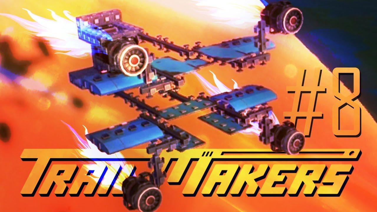 Download Trailmakers - STAR WARS POD RACER!! (Part 8 - Trail