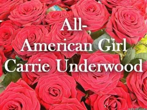All-American Girl Lyrics