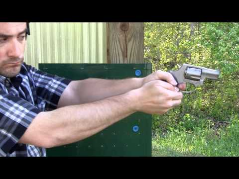 Taurus 905 9mm revolver shooting for the first time - YouTube