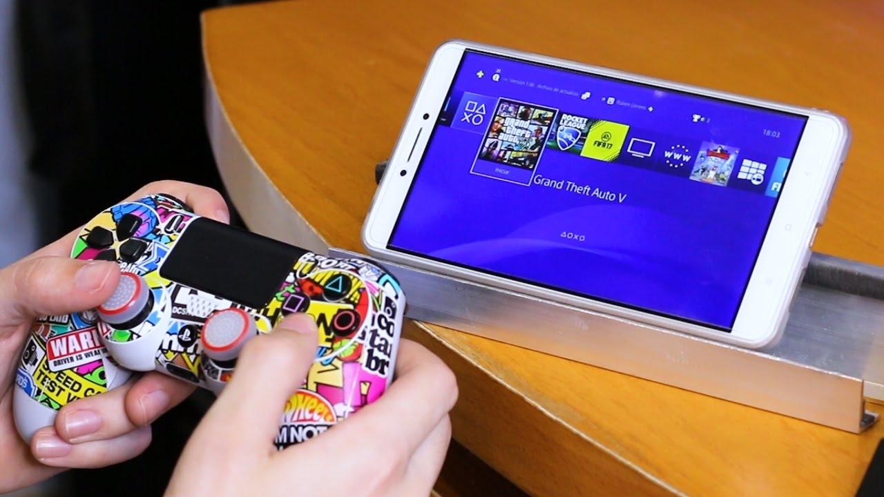 Juega A Tu Playstation 4 En Android Youtube