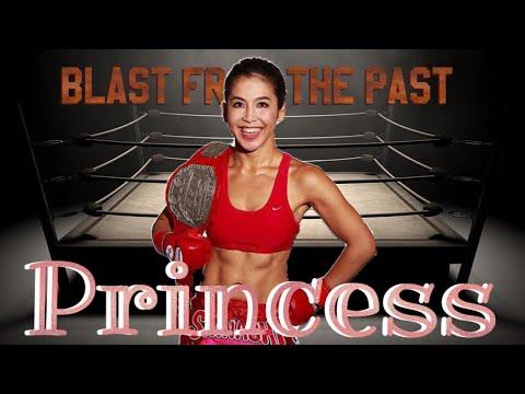 Blast from the Past: Satoko Shinashi (International Atomweight Month)