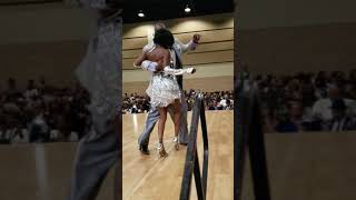 2019 WLSC ORIGINAL OLD SCHOOL  1st Place Winners Royce Banks and Lady Margaret Fisher