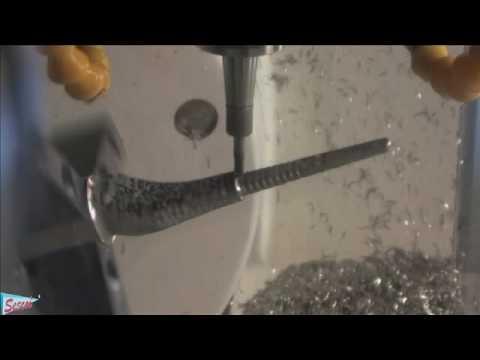 CNC CAD/CAM Gia công 5 trục thiết bị y tế