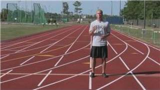 Track Running Tips : How to Run Faster in the 200