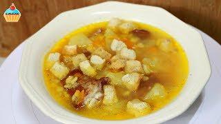 Ну, оОчень вкусный - Гороховый Суп!