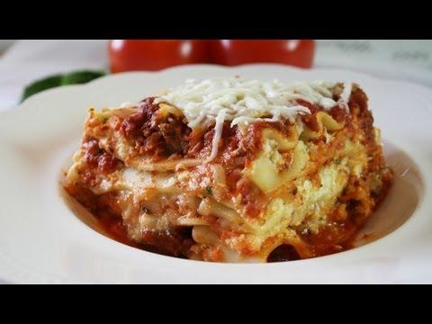 Classic Lasagna recipe - YouTube