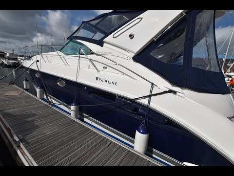 Fairline Targa 40 For Sale By YACHTS CO