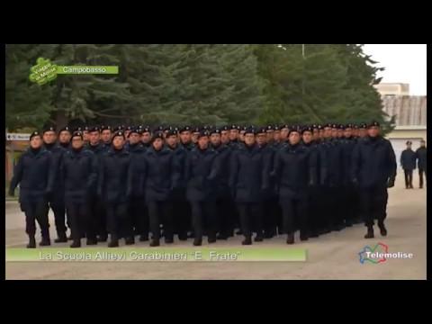 """La Scuola Allievi Carabinieri """"E  Frate"""" - 04 - Campobasso - Viaggio in Molise - Puntata 4715"""