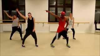 """Yeah 3x""  by chris brown...a VinciiSpec choreography."