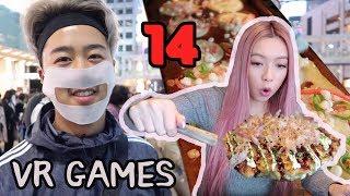 DIY Takoyaki & Okonomiyaki Restaurant | SHINJUKU