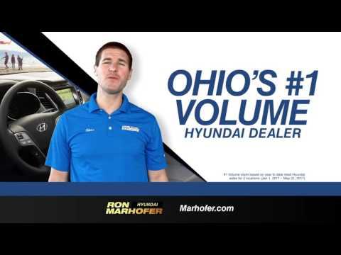 Marhofer Hyundai Summer Leasing Event