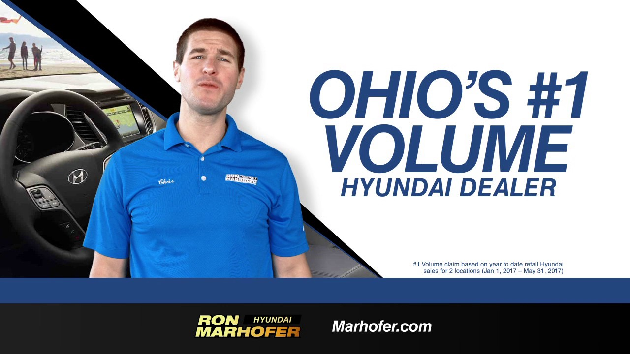 Marhofer Hyundai Summer Leasing Event Youtube