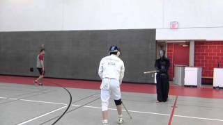 kendo vs Longsword fencing? samurai vs knight style Who would win?