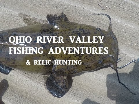 Ohio River Valley Fishing & Nature Channel Treasure Hunting Animal Planet