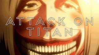 Attack On Titan Rap - Eren's Revenge (Anime Rap)| Daddyphatsnaps