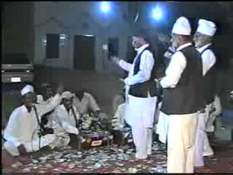 Hazri PP -Apni Hasti aap-Sain Haideri-Bashir Ahmad Fedi qawwal.