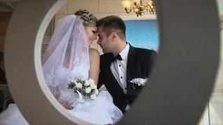 Очень нежная свадьба  Елена & Артем Кривой Рог  2015