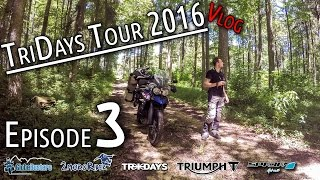 [Episode 3] TriDays Tour 2016 with GlobeBusters - Day 3 (Vlog) with Rhys Lawrey (2moroRider)