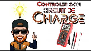 🔍⚠Controler son circuit de charge, batterie et alternateur, diagnostic panne auto ⚠🔍🔧
