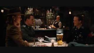 inglourious basterds extended bar scene 2nd anniversary blu ray 3d edition director s cut