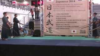 Kendo (Bokuto Kihon Waza) - Mes Cultural Japonés 2014