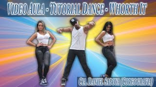 Baixar - Video Aula Tutorial Dance Worth It Cia Daniel Saboya Coreografia Grátis
