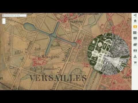 Remonter le temps : Versailles