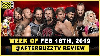 WWE's RAW for February 18th, 2019 Review & After Show