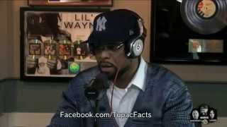 Method Man Talks On The One & Only time He Met Tupac Shakur !!