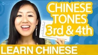 How to pronounce the 3rd tone like a native - Learn Chinese with Yangyang